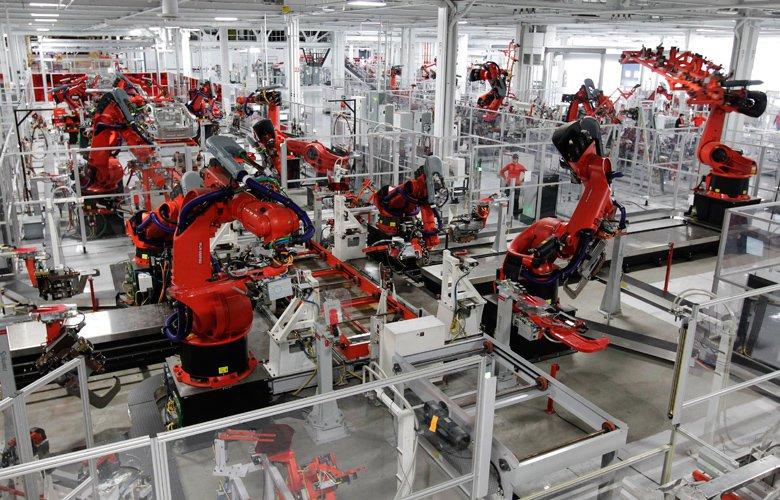 Τα ρομπότ απειλούν με εξαφάνιση τον άνθρωπο από τον χώρο εργασίας και εδώ είναι τα νούμερα