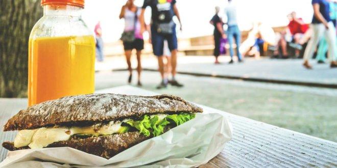 Φτιάξε παρέα με το παιδί σου το πιο νόστιμο sandwich σε 4 κινήσεις!