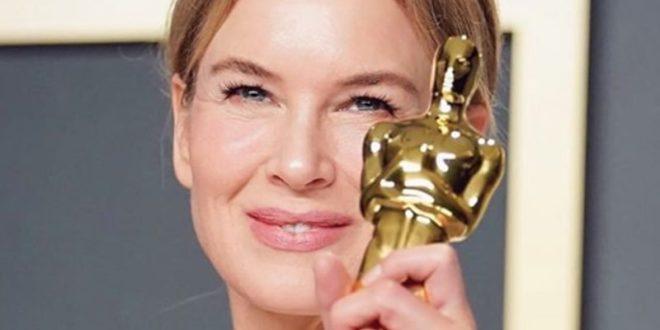 Ρενέ Ζελβέγκερ: Η γυναίκα ηθοποιός που σάρωσε σε όλα τα βραβεία ως «Τζούντι Γκάρλαντ»