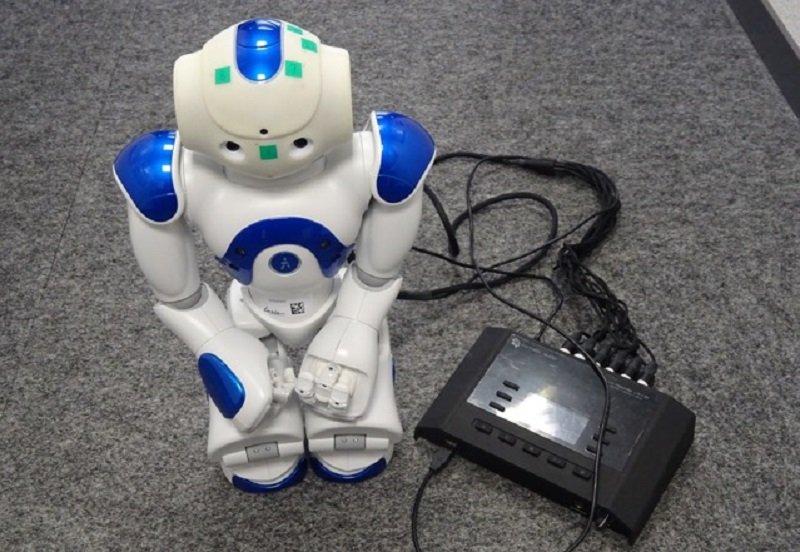 Έρχεται στην Ελλάδα το ανθρωποειδές ρομπότ ΝΑΟ – News.gr