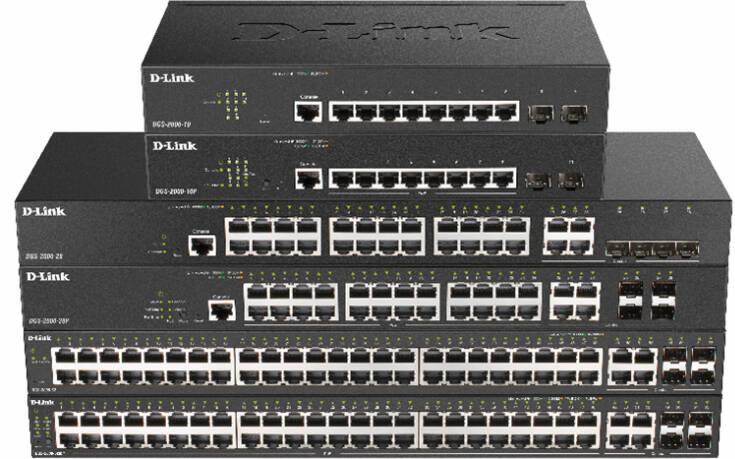 Η D-Link παρουσιάζει τα υψηλών προδιαγραφών, Fully-Managed Gigabit Switches Σε εκπληκτική σχέση τιμής/απόδοσης