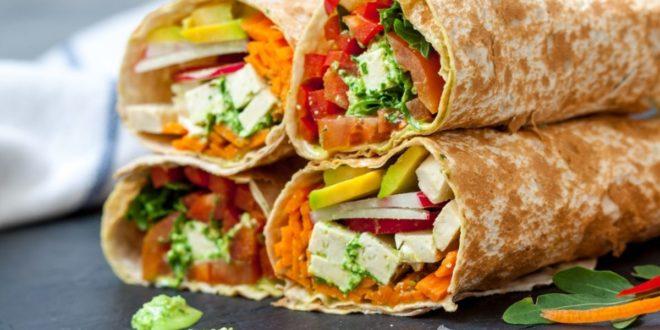 Ανακάλυψε την πιο απολαυστική συνταγή για Μεξικανικά burritos - BORO από την ΑΝΝΑ ΔΡΟΥΖΑ