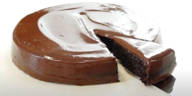 Το απόλυτο σοκολατένιο κέικ. Μόνο με 50 θερμίδες!!! - BORO από την ΑΝΝΑ ΔΡΟΥΖΑ