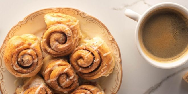 Cinnamon rolls: Ανακάλυψε την πιο υγιεινή και Χριστουγεννιάτικη συνταγή για ρολάκια κανέλας!!! - BORO από την ΑΝΝΑ ΔΡΟΥΖΑ