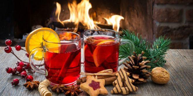 Η απόλυτη συνταγή για ζεστό Χριστουγεννιάτικο κρασί!!! - BORO από την ΑΝΝΑ ΔΡΟΥΖΑ
