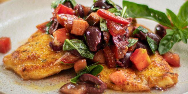 Κοτόπουλο με βότανα και Μιλανέζικη σάλτσα!!! - BORO από την ΑΝΝΑ ΔΡΟΥΖΑ