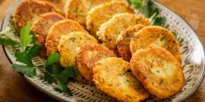Κροκέτες πατάτας με τυρί!!! - BORO από την ΑΝΝΑ ΔΡΟΥΖΑ
