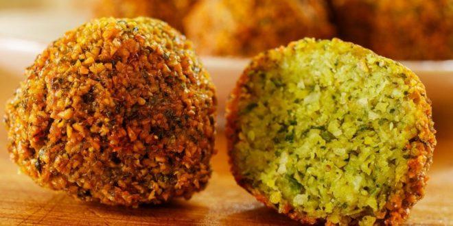 Vegan φαλάφελ χωρίς γλουτένη. Το απόλυτο υγιεινό σνακ! - BORO από την ΑΝΝΑ ΔΡΟΥΖΑ