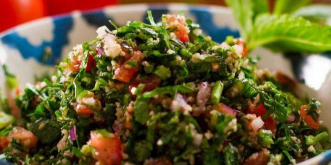 Αυθεντική Λιβανέζικη συνταγή για Ταμπουλέ - BORO από την ΑΝΝΑ ΔΡΟΥΖΑ
