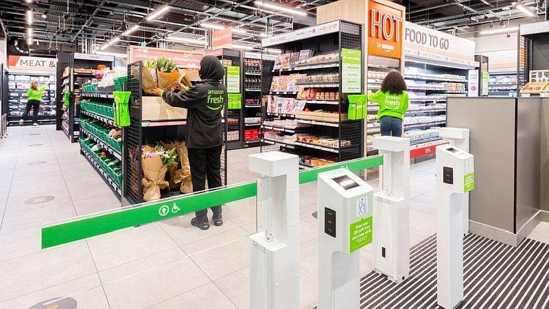 Σούπερ μάρκετ χωρίς… ταμεία ανοίγει η Amazon στο Λονδίνο – News.gr