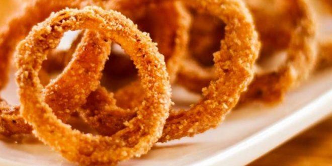 Τα πιο τραγανά Onion rings της πόλης - BORO από την ΑΝΝΑ ΔΡΟΥΖΑ