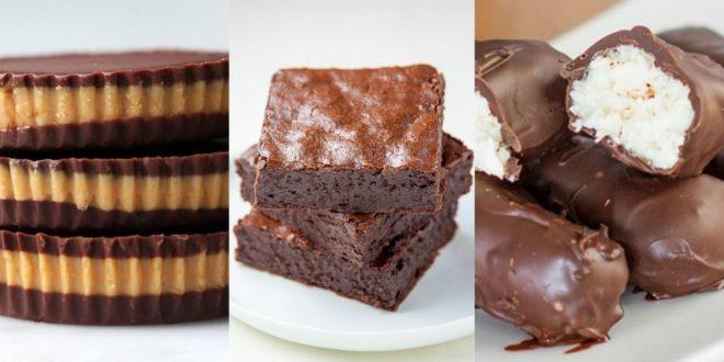 Dessert Time: Ανακαλύψτε 3 πεντανόστιμες, υγιεινές συνταγές γλυκών με χαμηλές θερμίδες - BORO από την ΑΝΝΑ ΔΡΟΥΖΑ