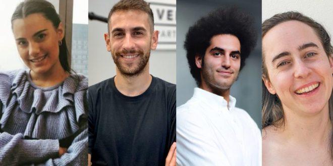 Αυτοί είναι οι 4 Έλληνες που μπήκαν στην λίστα των Forbes κάτω των 30 ετών - BORO από την ΑΝΝΑ ΔΡΟΥΖΑ