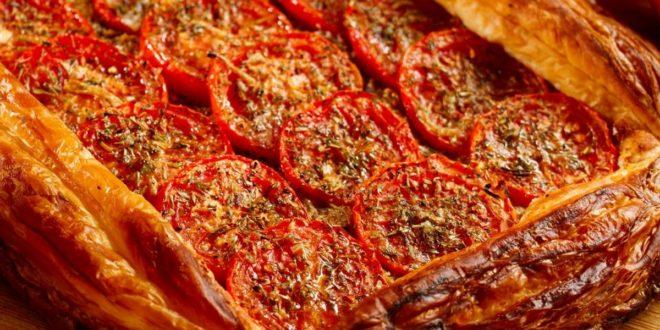 Νηστίσιμη τάρτα ντομάτας σε μόλις 15 λεπτά! - BORO από την ΑΝΝΑ ΔΡΟΥΖΑ