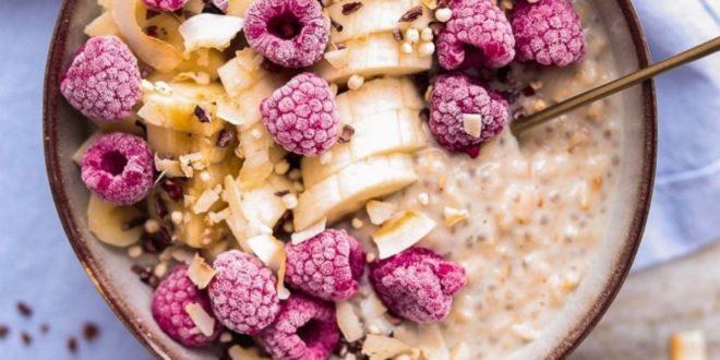 Breakfast Time: Ιδέες για λαχταριστά και πεντανόστιμα porridge - BORO από την ΑΝΝΑ ΔΡΟΥΖΑ