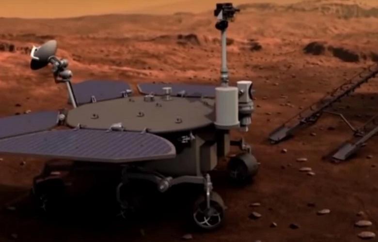 Η Κίνα προσεδάφισε ρομπότ στον κόκκινο πλανήτη – News.gr