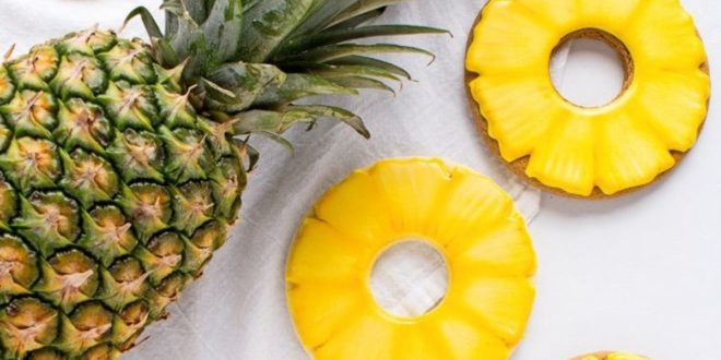 Απώλεια βάρους, ενίσχυση του μεταβολισμού και του ανοσοποιητικού συστήματος; Ο ανανάς είναι το κατάλληλο φρούτο για τις ανάγκες σας - BORO από την ΑΝΝΑ ΔΡΟΥΖΑ
