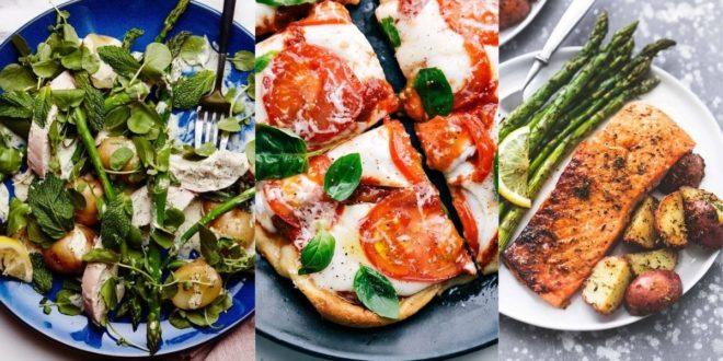 Light and healthy: Σας προτείνουμε 4 βραδινά γεύματα με λιγότερες από 200 θερμίδες - BORO από την ΑΝΝΑ ΔΡΟΥΖΑ