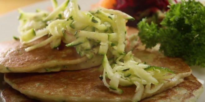 Αλμυρά pancakes με κολοκύθι: Το απόλυτο εναλλακτικό brunch - BORO από την ΑΝΝΑ ΔΡΟΥΖΑ