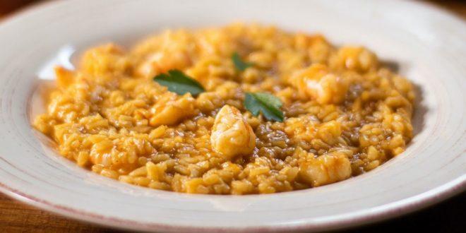 Κρεμώδες ριζότο με γαρίδες: Ένα πιάτο που τρελαίνει τις αισθήσεις σου - BORO από την ΑΝΝΑ ΔΡΟΥΖΑ
