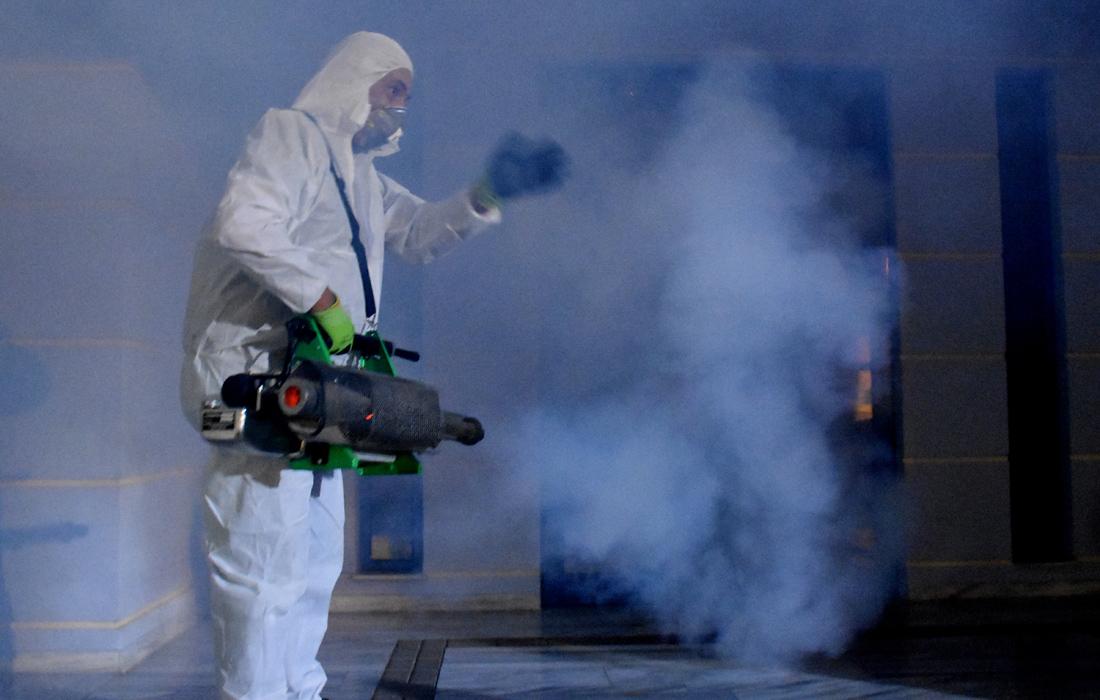 Θεαματικά αποτελέσματα μελέτης για συσκευές απολύμανσης – Πόσο ρίχνουν το ιικό φορτίο – News.gr